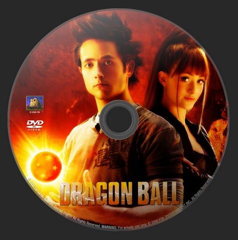 dragon ball evolucao label