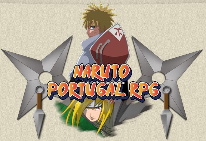 naruto portugal rpg logo