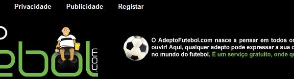 adepto futebol