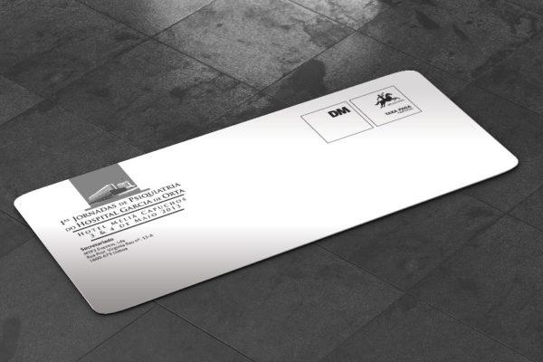 envelope dl