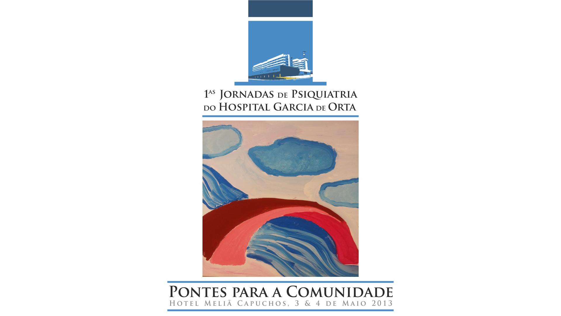 1as Jornadas de Psiquiatria do Hospital Garcia de Orta