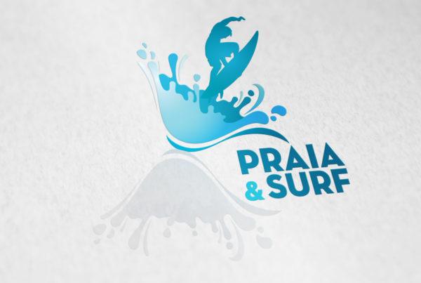 praia surf logo