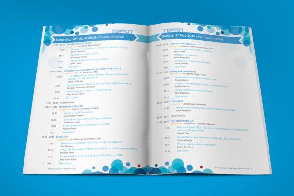 xix portuguese congress intensive care interior